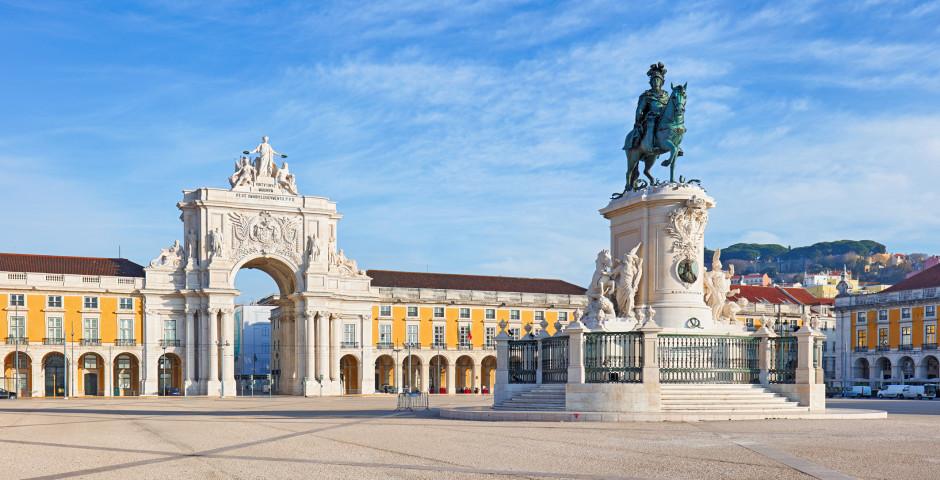 Praca do Comercio - Lissabon