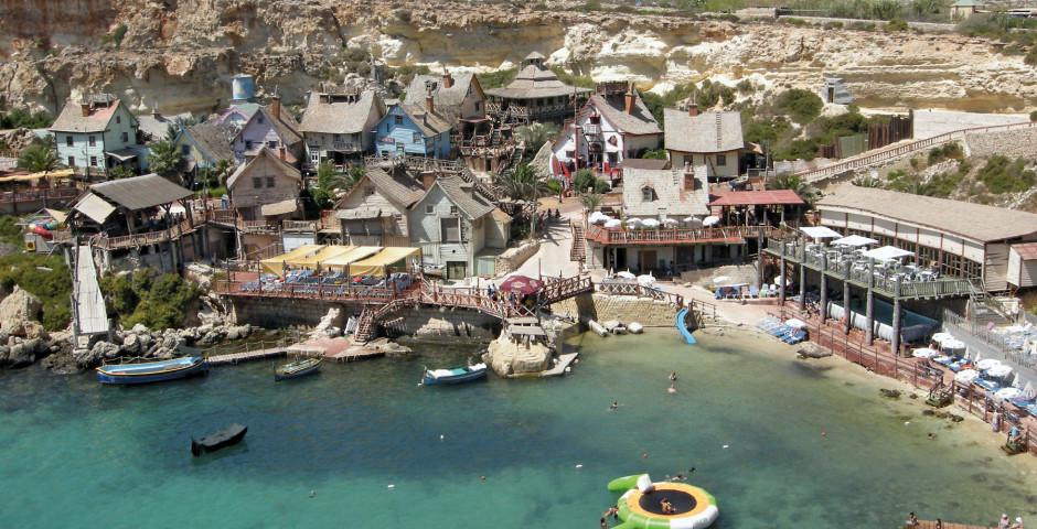 Popeye Village - Mellieha