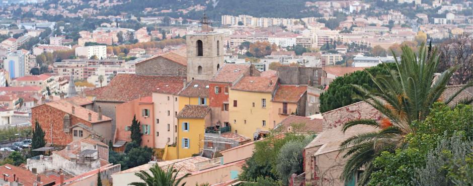 Hyères  (Côte d'Azur - Südfrankreich)