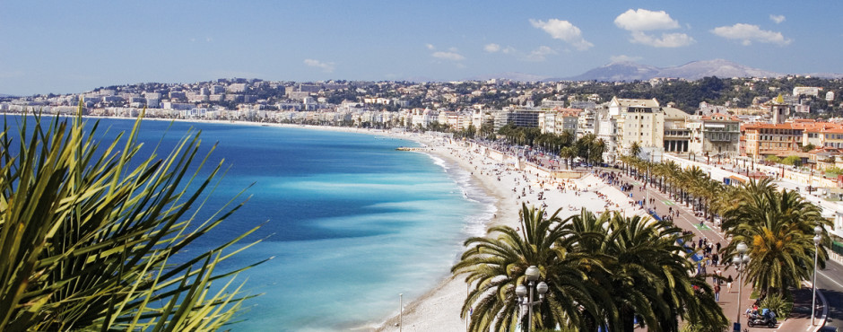 Nizza Städtereise