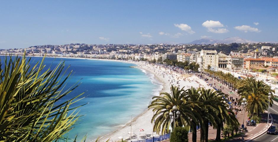 Nizza Städtereise - Nizza