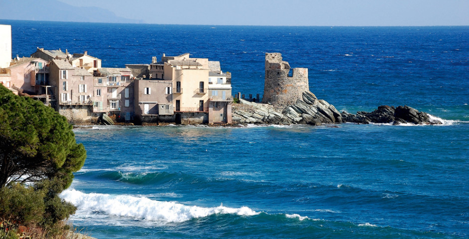 Erbalunga (Cap Corse) - Macinaggio / Cap Corse