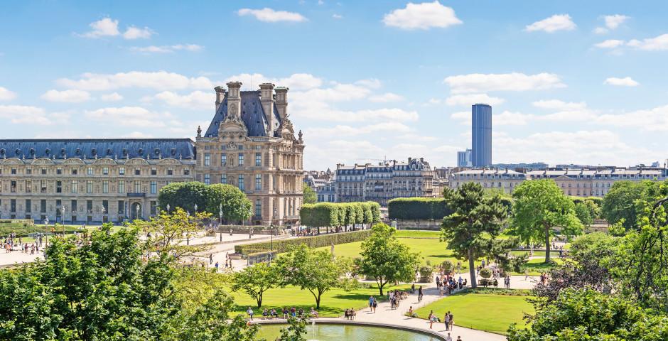 Jardin des Tuileries - Opéra