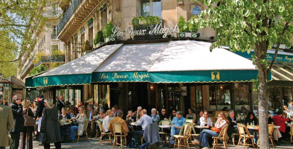 Café Les Deux Magots - Quartier Latin / Montparnasse