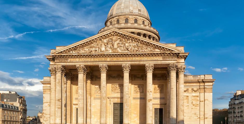 Panthéon - Quartier Latin / Montparnasse
