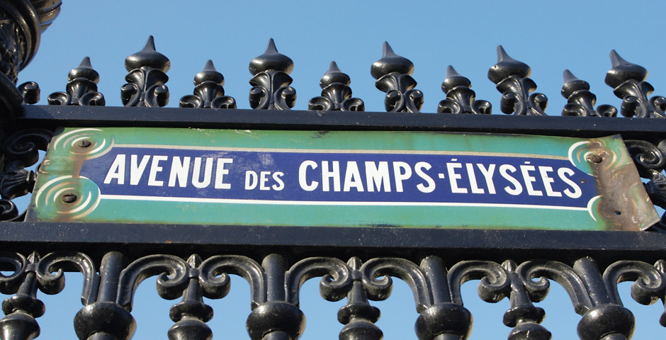 Champs-Elysées - Champs Élysées / Arc de Triomphe