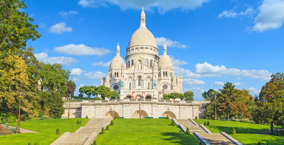Sacré Coeur - Montmartre