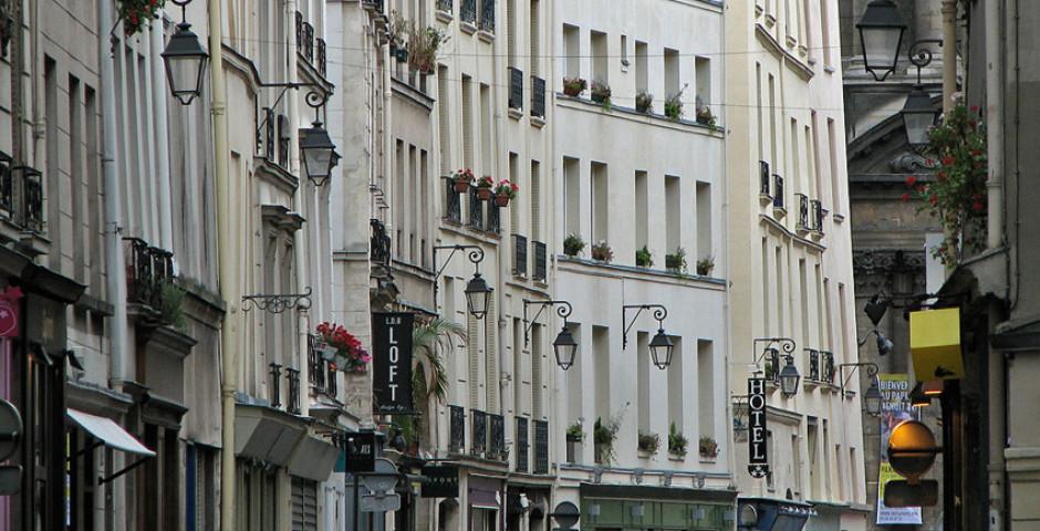 Quartier Le Marais - Gare de Lyon / Bastille