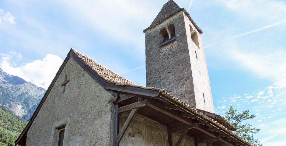 St. Prokulus église à Naturno
