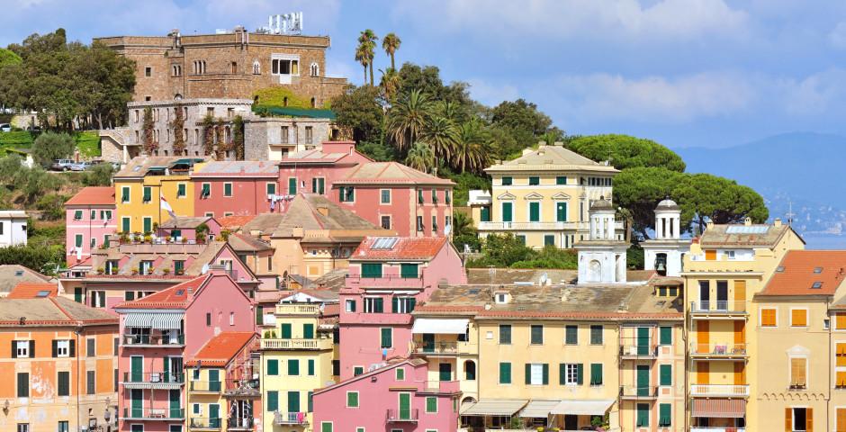 Die Häuser von Sestri Levante - Sestri Levante