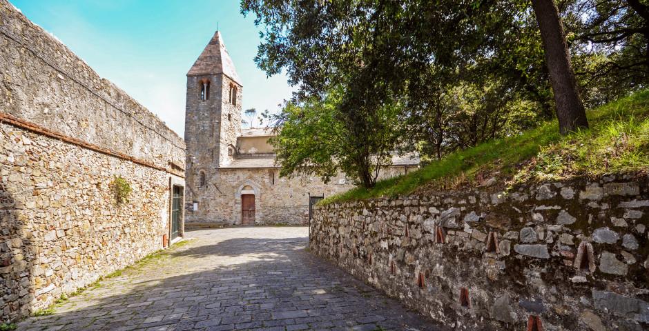 San Nicolo Kirche - Sestri Levante