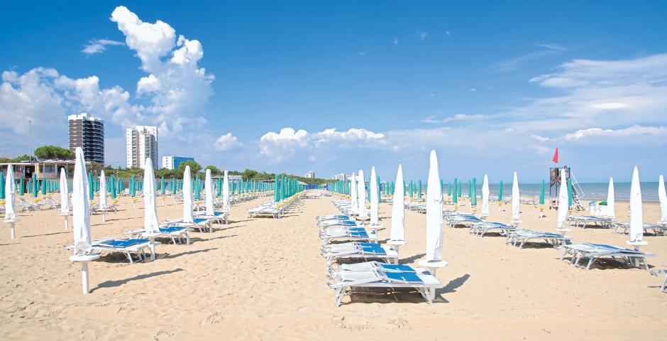 Vacances balnéaires à Lignano