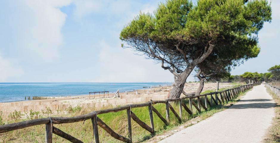 Strand in Bibione - Bibione