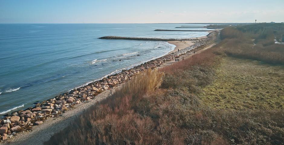 Küste von Rosolina Mare - Rosolina Mare