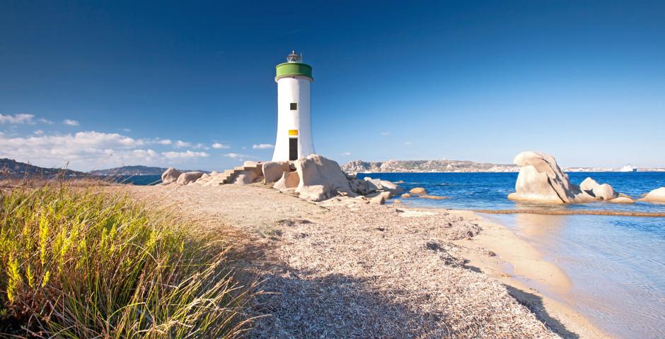 Punta di Capriccioli - Palau (Sardinien)