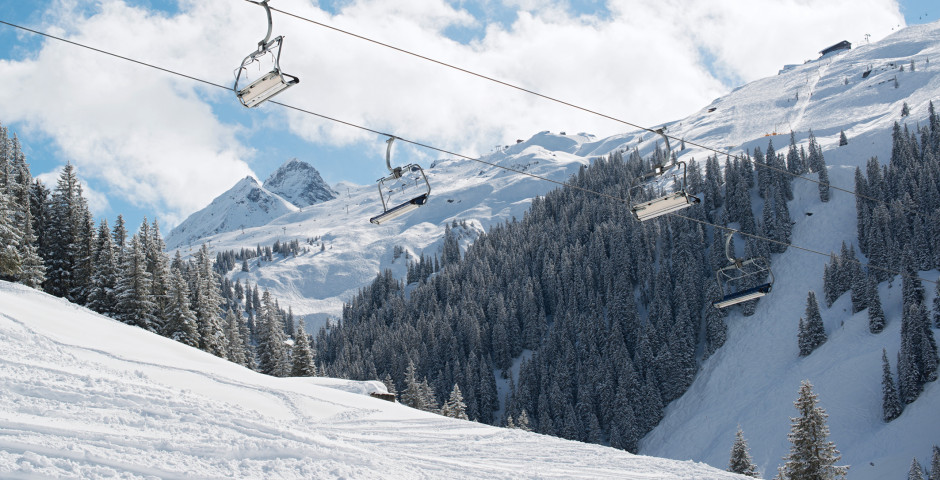 Faire du ski à Schruns