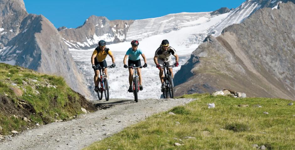 Mountainbiketouren in Sölden - Sölden
