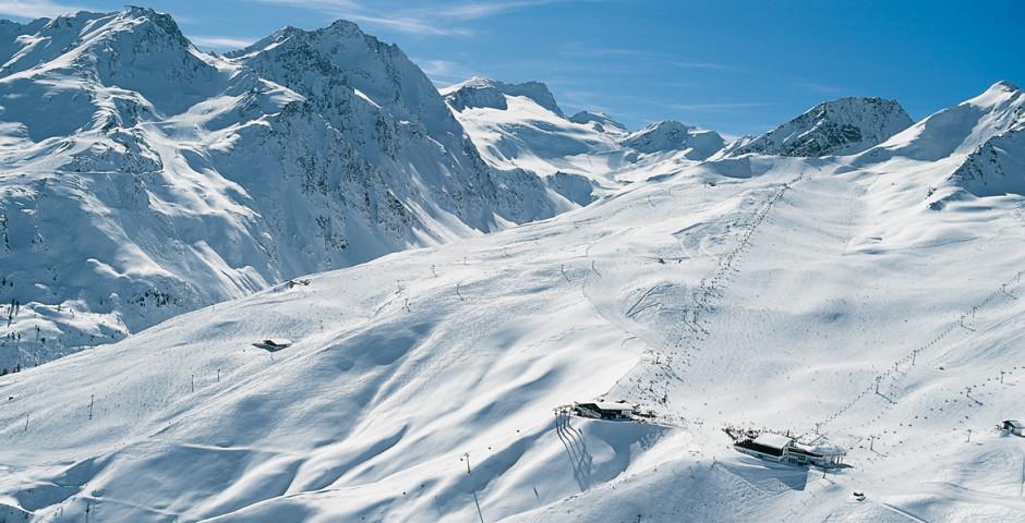 © Ötztal Tourismus/Guido Mangold - Sölden