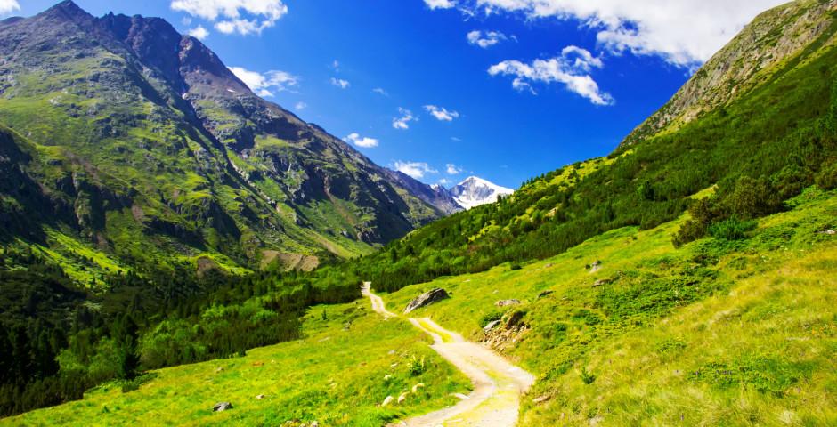 Wandern in Sölden - Sölden