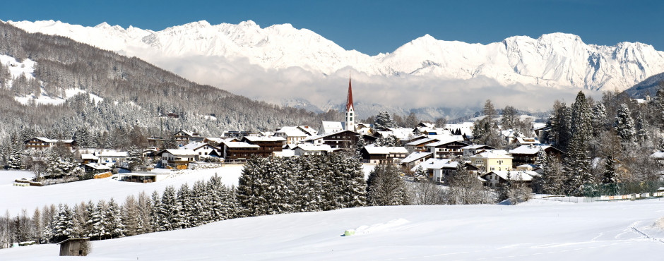 Mieders im Winter © TVB Stubai Tirol