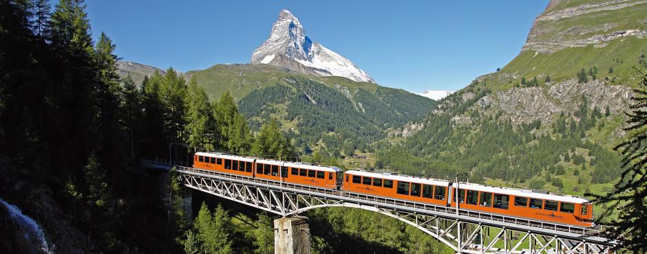 Findelbachbrücke Zermatt