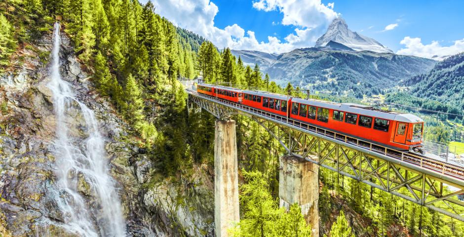Chemin de fer du Gornergrat - Zermatt