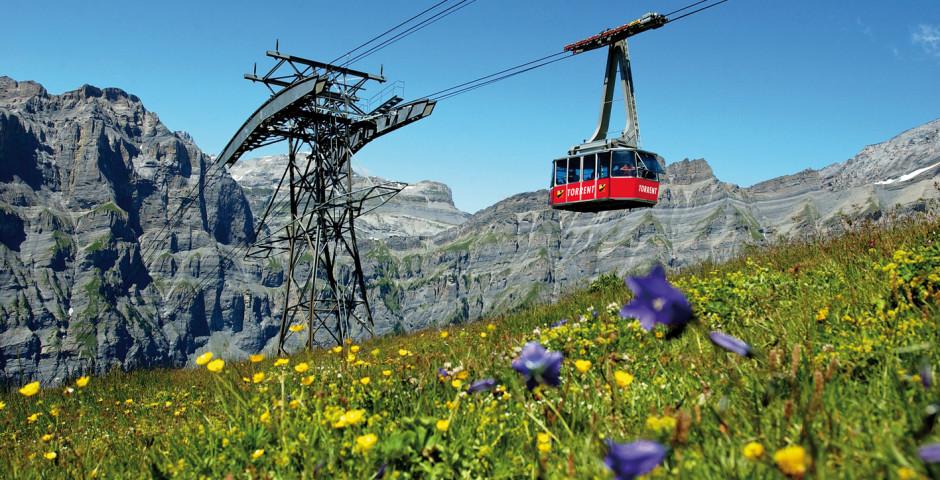Torrent Bahnen © Leukerbad Tourismus - Leukerbad