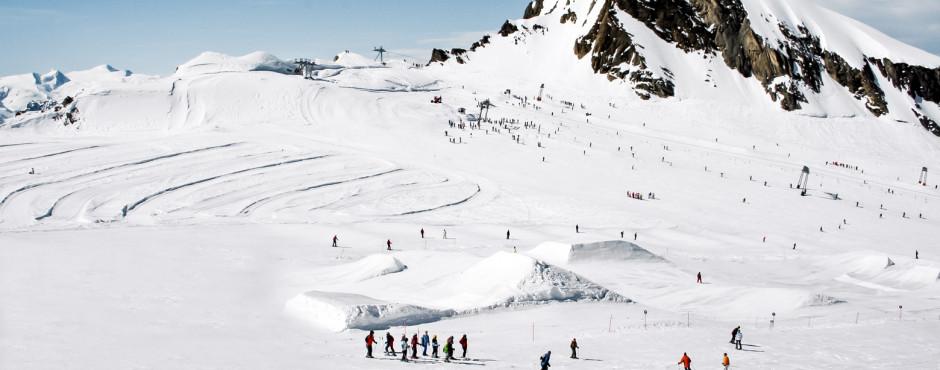 Ski à Crans-Montana