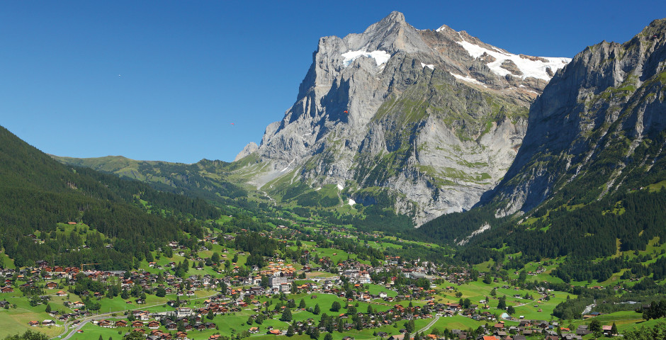 Grindelwald im Sommer - Grindelwald