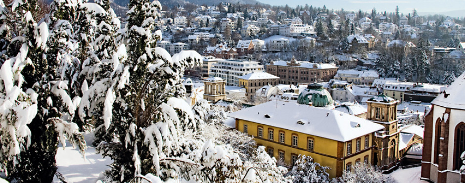 Blick auf Baden-Baden © Baden-Baden Kur & Tourismus GmbH