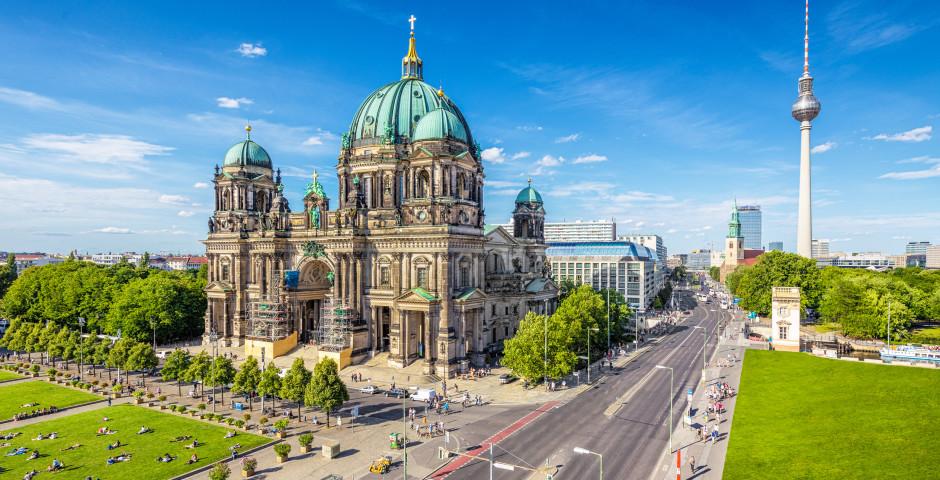 Berliner Dom - Berlin Mitte / Alexanderplatz