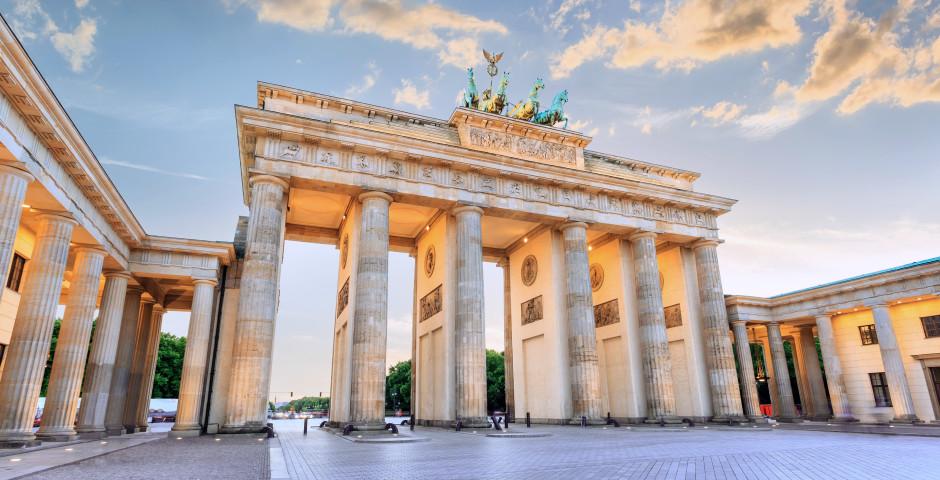 Brandenburger Tor - Berlin Mitte / Alexanderplatz