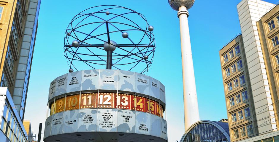 Alexanderplatz - Berlin Mitte / Alexanderplatz