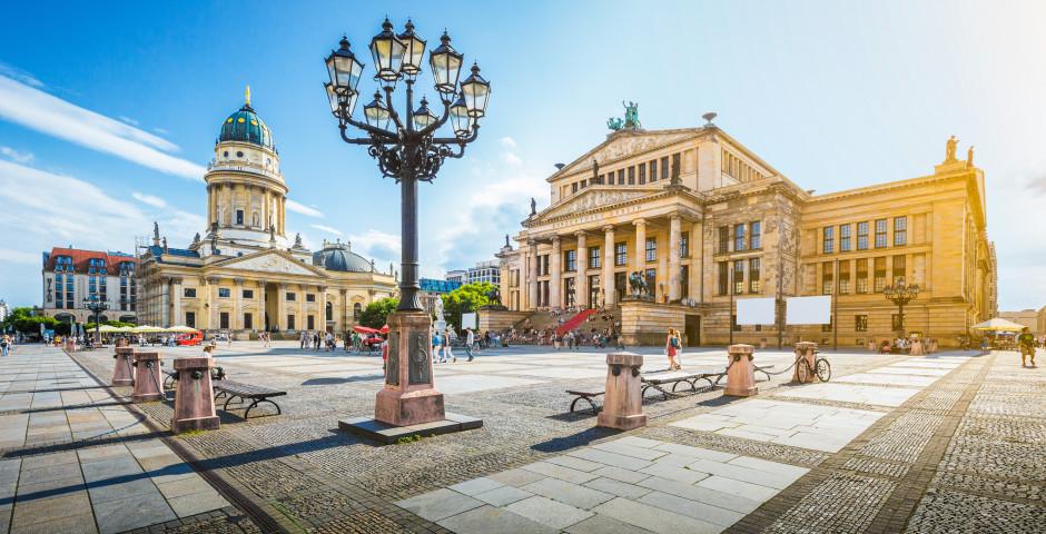 Gendarmenmarkt - Berlin Mitte / Alexanderplatz