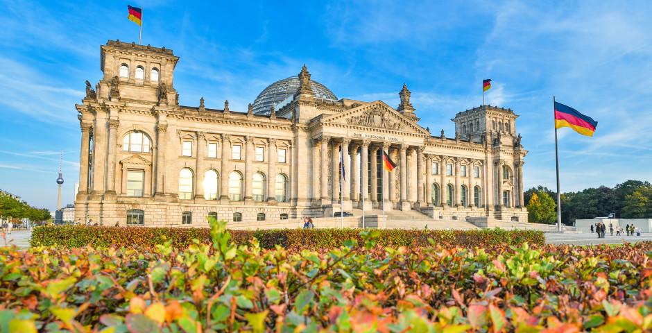 Reichstag - Berlin Mitte / Alexanderplatz