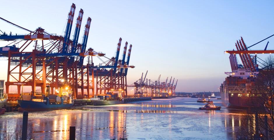 Hamburger Hafen - Hamburg