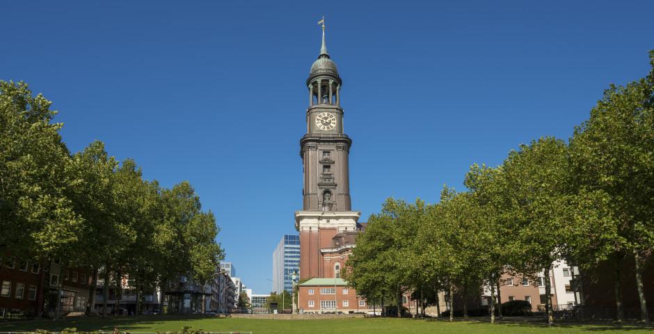 St. Michaelis-Kirche - Hamburg