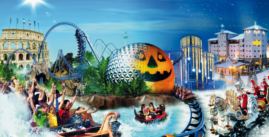 Attractions - Europa-Park