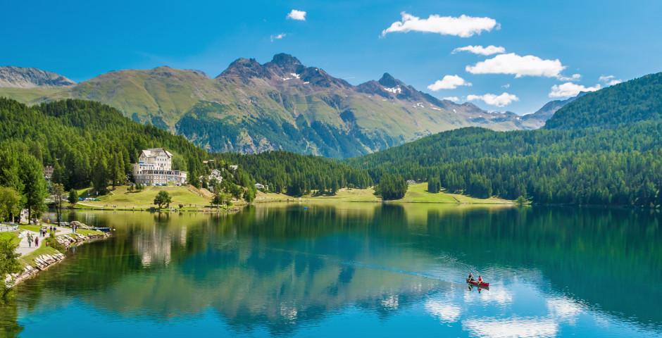 St.Moritzersee - St. Moritz