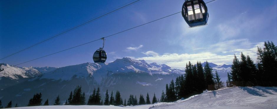 Ferien in Davos-Klosters