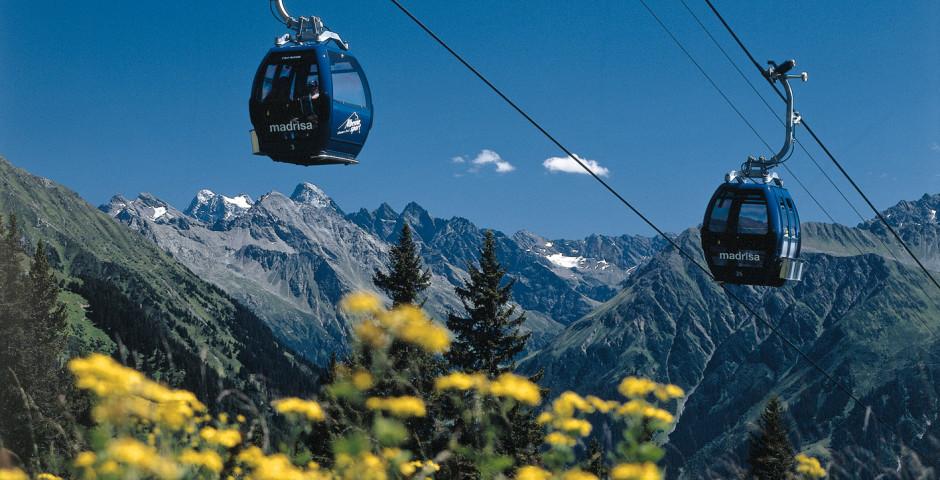Klosters, Madrisa, Bergbahn - Klosters