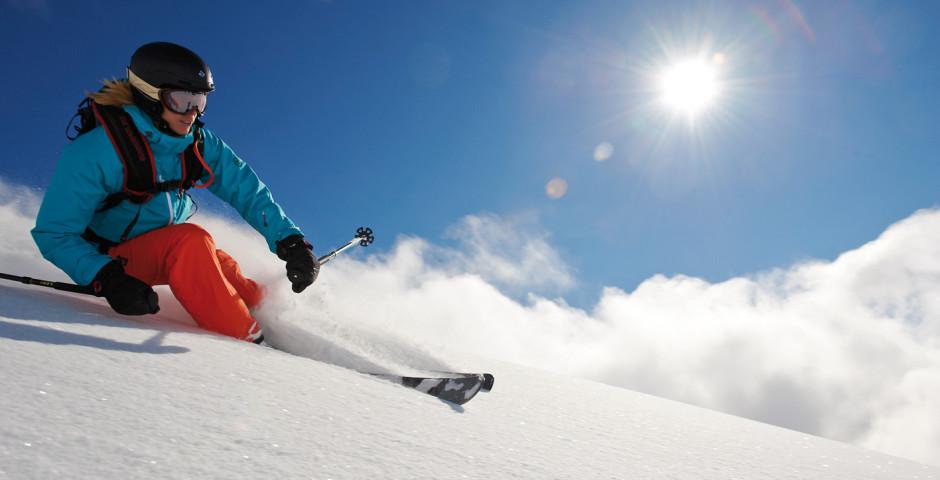 Skifahren in Klosters - Klosters