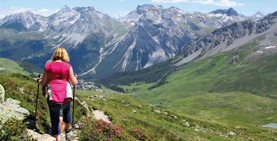 Wandern in Arosa - Arosa