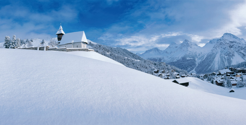Bergkirche in Arosa - Arosa