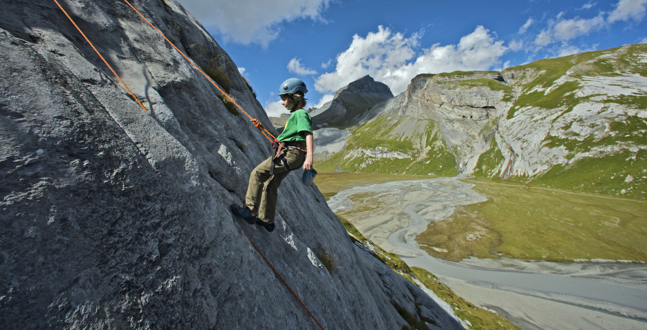 Klettern in Laax - Laax