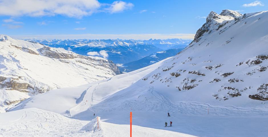Skigebiet Laax - Laax
