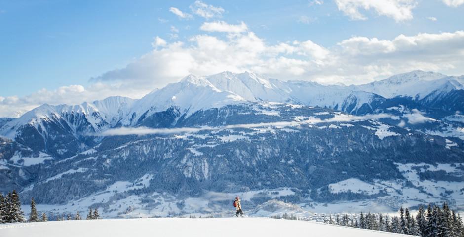 Vacances de neige à Laax