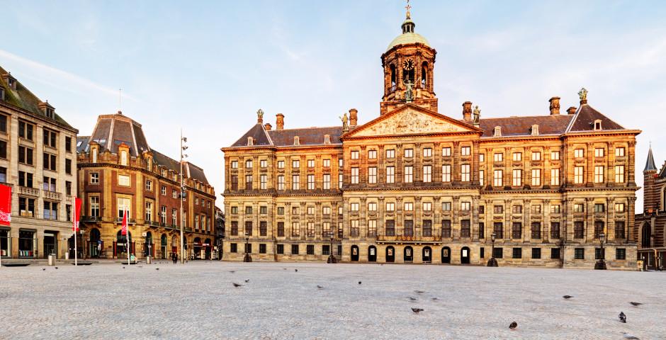 Königlicher Palast am Dam-Platz - Amsterdam