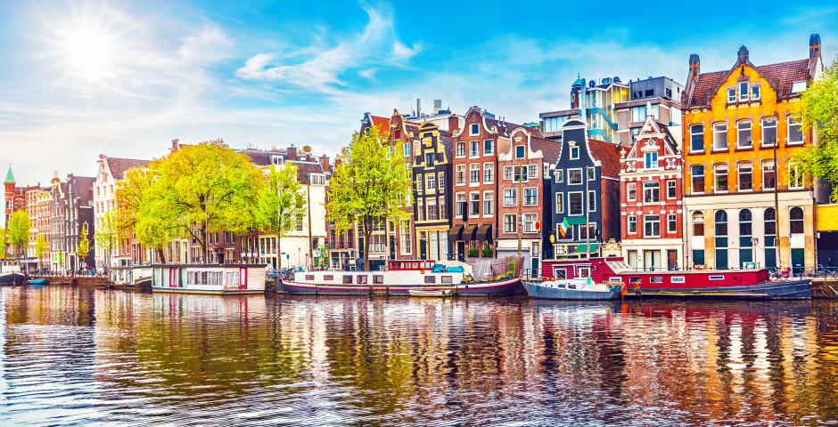 Städtereise nach Amsterdam - Amsterdam
