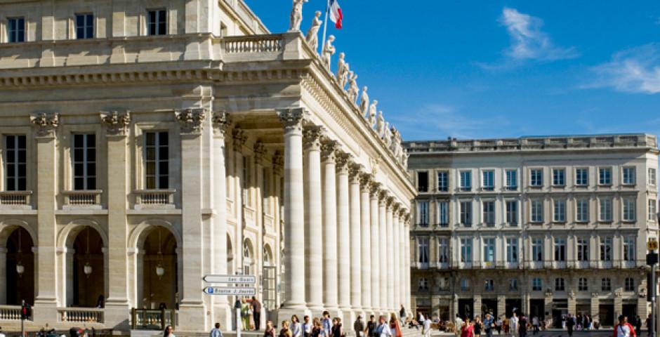 Bordeaux / Grand Théâtre - Bordeaux